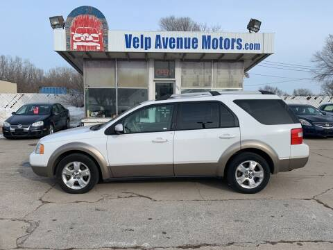 2006 Ford Freestyle for sale at Velp Avenue Motors LLC in Green Bay WI