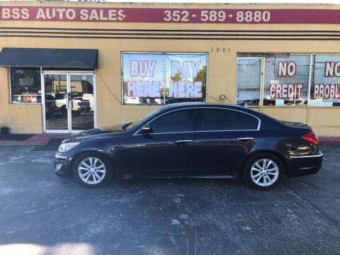 2012 Hyundai Genesis for sale at BSS AUTO SALES INC in Eustis FL