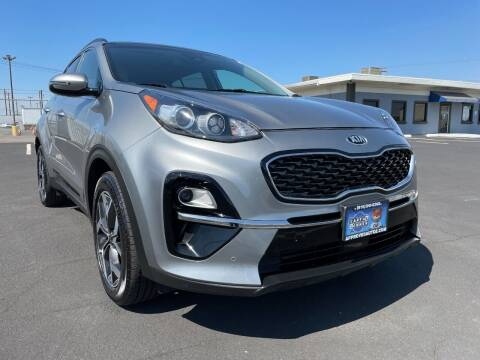 2020 Kia Sportage for sale at Approved Autos in Sacramento CA