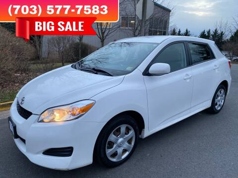 2009 Toyota Matrix for sale at Dreams Auto Group LLC in Sterling VA