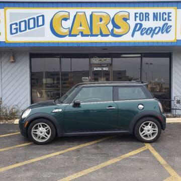 2007 MINI Cooper for sale at Good Cars 4 Nice People in Omaha NE