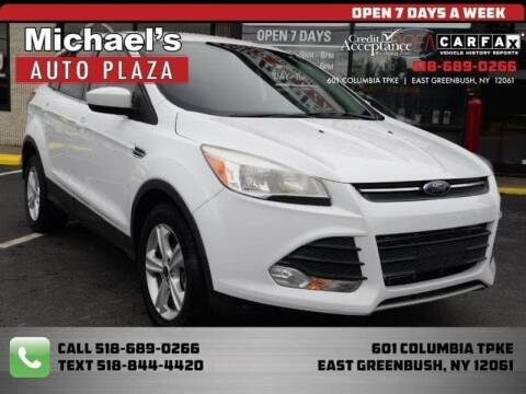 2014 Ford Escape for sale at Michaels Auto Plaza in East Greenbush NY