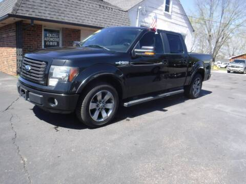 2012 Ford F-150 for sale at Rob Co Automotive LLC in Springfield TN