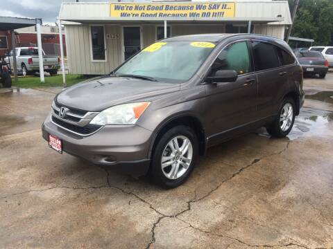 2011 Honda CR-V for sale at Taylor Trading Co in Beaumont TX