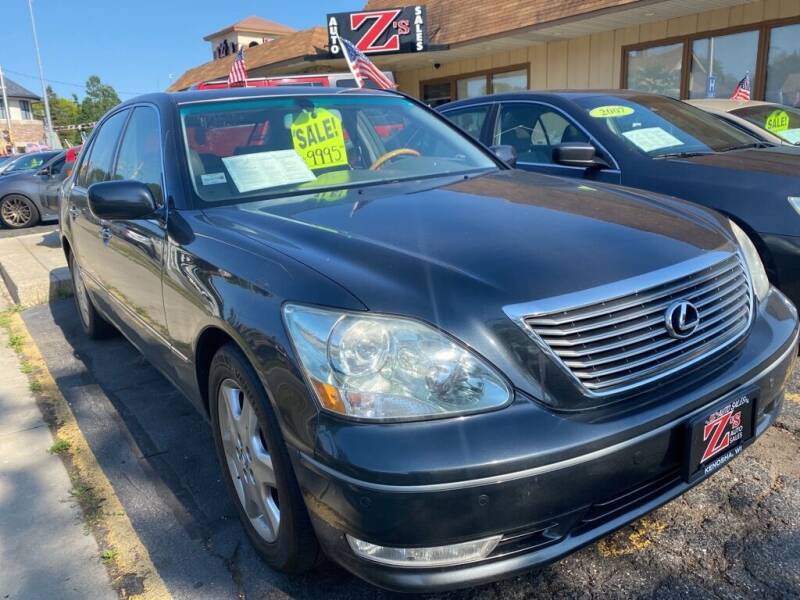 2004 Lexus LS 430 for sale at Zs Auto Sales in Kenosha WI