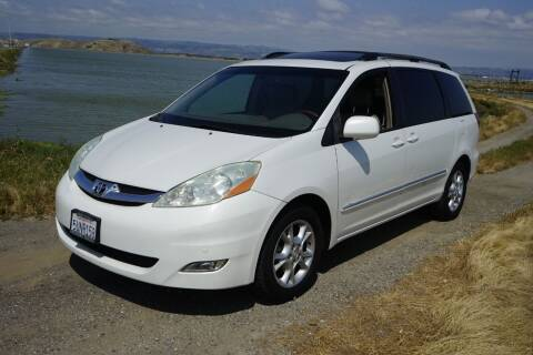 2006 Toyota Sienna for sale at Sports Plus Motor Group LLC in Sunnyvale CA
