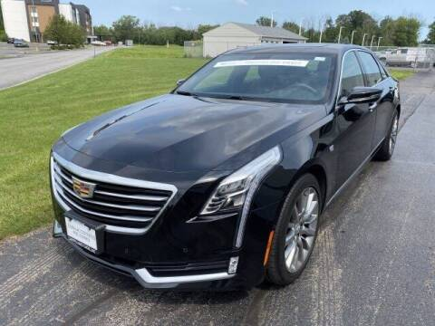 2018 Cadillac CT6 for sale at Cappellino Cadillac in Williamsville NY