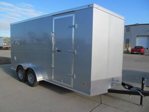 2021 Haul-About 7 x 16 CARGO for sale at Flaherty's Hi-Tech Motorwerks in Albert Lea MN