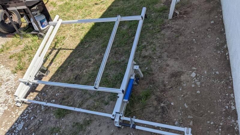 Pime Design Ladder Rack for sale at Sarpy County Motors in Springfield NE