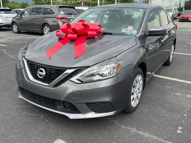 2019 Nissan Sentra for sale at Charlotte Auto Group, Inc in Monroe NC