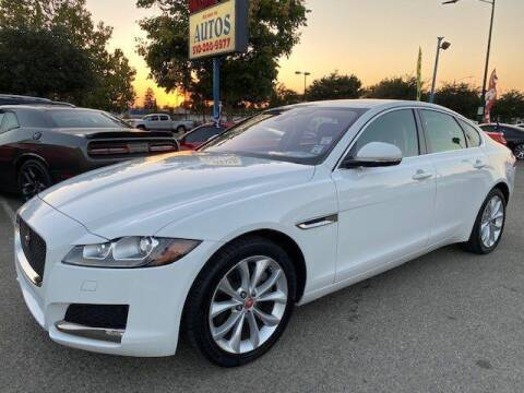 2019 Jaguar XF for sale at MISSION AUTOS in Hayward CA