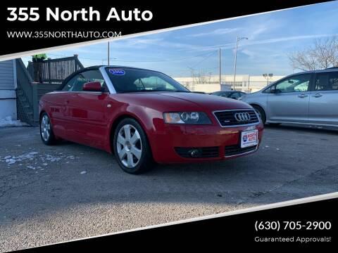 2006 Audi A4 for sale at 355 North Auto in Lombard IL
