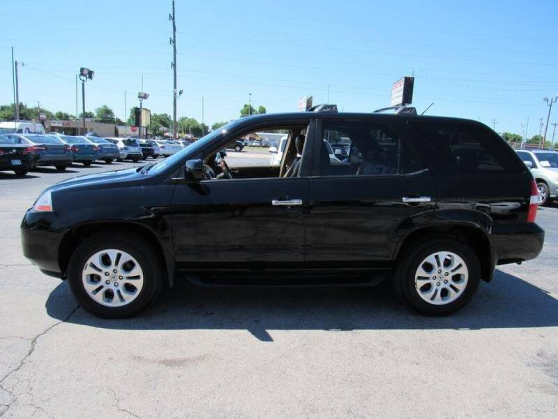 2003 Acura MDX for sale at United Auto Sales in Oklahoma City OK