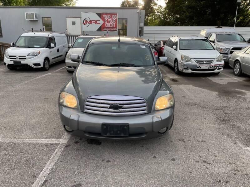 2006 Chevrolet HHR for sale at JMAC AUTO SALES in Houston TX