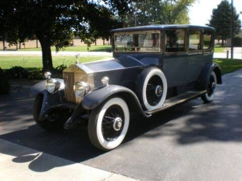 1928 Rolls-Royce Phantom for sale at Haggle Me Classics in Hobart IN