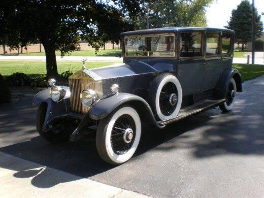 1928 Rolls-Royce Phantom for sale at Haggle Me Classics in Hobart IN