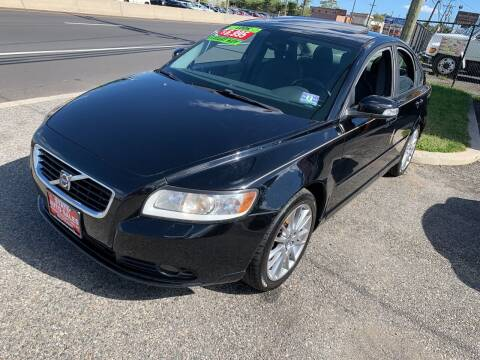 2010 Volvo S40 for sale at STATE AUTO SALES in Lodi NJ