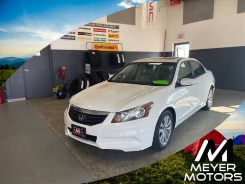 2012 Honda Accord for sale at Meyer Motors in Plymouth WI