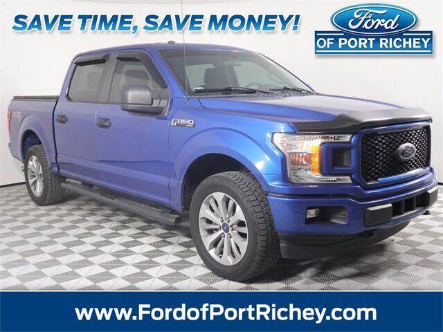 2018 Ford F-150 for sale in Port Richey, FL