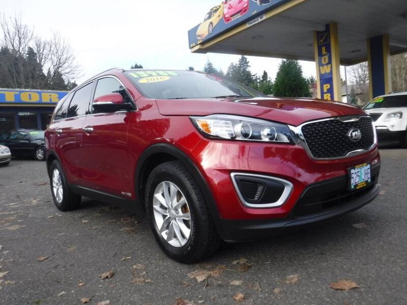 2016 Kia Sorento for sale at Brooks Motor Company, Inc in Milwaukie OR