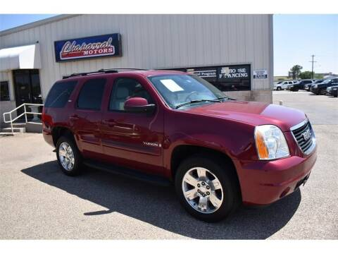 2007 GMC Yukon for sale at Chaparral Motors in Lubbock TX