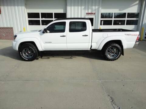 2010 Toyota Tacoma for sale at Quality Motors Inc in Vermillion SD