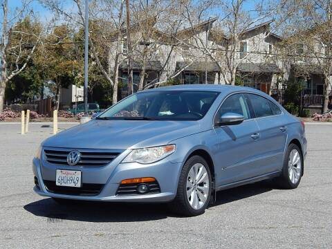 2009 Volkswagen CC for sale at Crow`s Auto Sales in San Jose CA