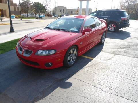 2004 Pontiac GTO for sale at FLEET AUTO SALES & SVC in West Allis WI