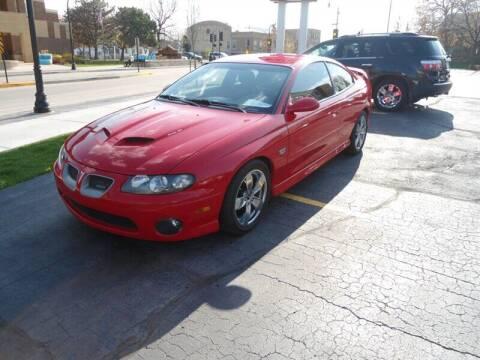 2004 Pontiac GTO for sale at FLEET AUTO SALES & SVC in West Allis WI