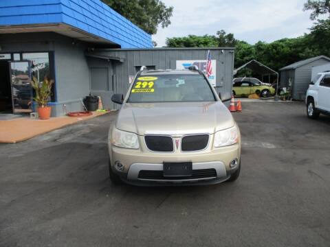 2007 Pontiac Torrent for sale at AUTO BROKERS OF ORLANDO in Orlando FL