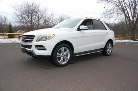 2014 Mercedes-Benz M-Class for sale at New Hope Auto Sales in New Hope PA