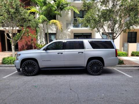 2020 Chevrolet Suburban for sale at All Around Automotive Inc in Hollywood FL