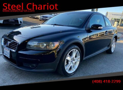 2008 Volvo C30 for sale at Steel Chariot in San Jose CA