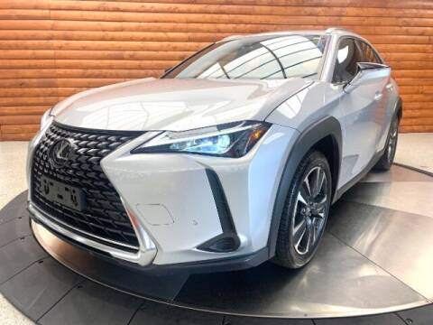 2019 Lexus UX 200 for sale at Dixie Motors in Fairfield OH