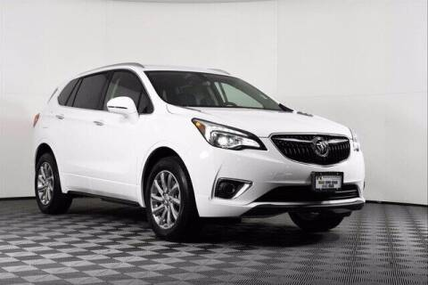 2020 Buick Envision for sale at Chevrolet Buick GMC of Puyallup in Puyallup WA