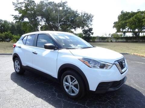 2020 Nissan Kicks for sale at SUPER DEAL MOTORS 441 in Hollywood FL