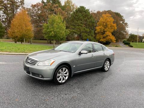 2007 Infiniti M35 for sale at GTO United Auto Sales LLC in Lawrenceville GA