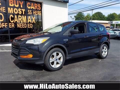2015 Ford Escape for sale at Hi-Lo Auto Sales in Frederick MD