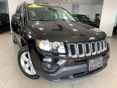 2017 Jeep Compass for sale at Auto Mall of Springfield in Springfield IL