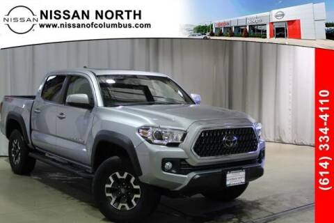 2018 Toyota Tacoma for sale at Auto Center of Columbus in Columbus OH