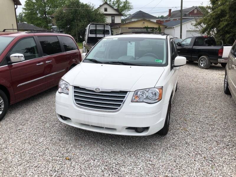 2008 Chrysler Town and Country for sale at ADKINS PRE OWNED CARS LLC in Kenova WV