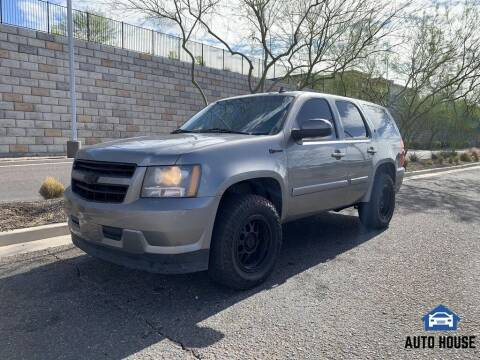 2008 Chevrolet Tahoe for sale at AUTO HOUSE TEMPE in Tempe AZ