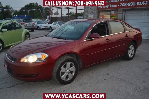 2008 Chevrolet Impala for sale at Your Choice Autos - Crestwood in Crestwood IL