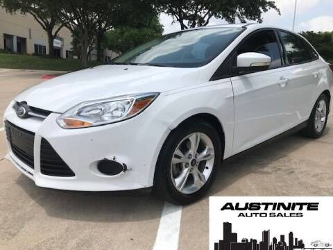2014 Ford Focus for sale at Austinite Auto Sales in Austin TX