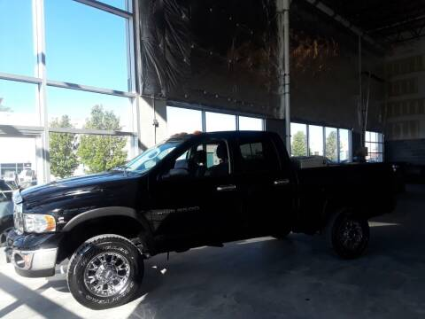 2004 Dodge Ram Pickup 3500 for sale at M & M Auto Brokers in Chantilly VA