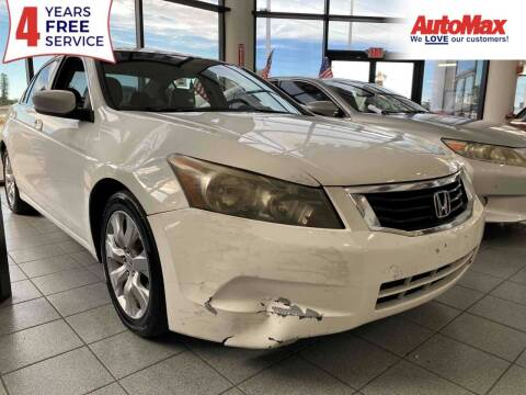 2010 Honda Accord for sale at Auto Max in Hollywood FL