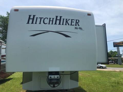 2006 FOR SALE !!!  2006 NUWA Hitchhiker  35LK for sale at S & R RV Sales & Rentals, LLC in Marshall TX