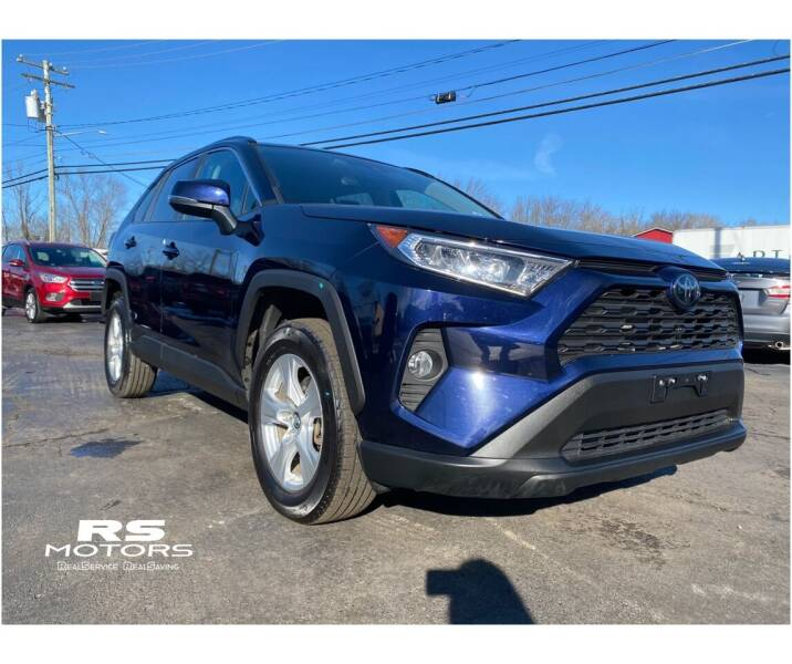 2020 Toyota RAV4 for sale at RS Motors in Falconer NY