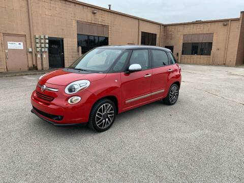 2014 FIAT 500L for sale at Certified Auto Exchange in Indianapolis IN