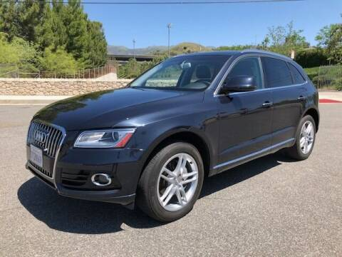 2017 Audi Q5 for sale at Trade In Auto Sales in Van Nuys CA